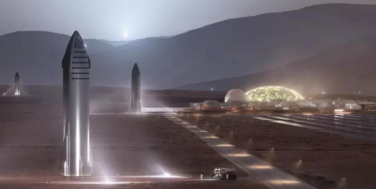 Илон Маск отказался соблюдать законы «земных правительств» на Марсе