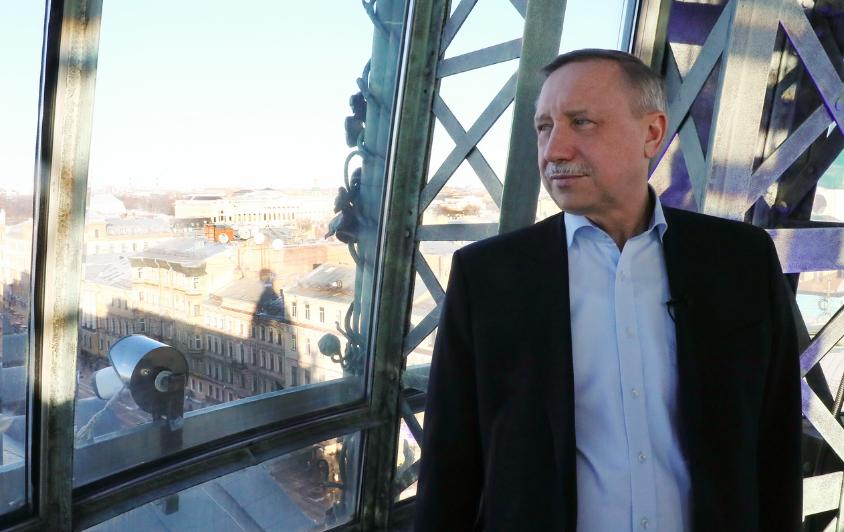 Беглов сообщил о снижении количества преступлений в Петербурге, связанных с наркооборотом