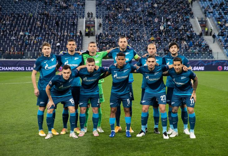 Известно имя арбитра на матч «Боруссия» и «Зенит» во втором туре ЛЧ