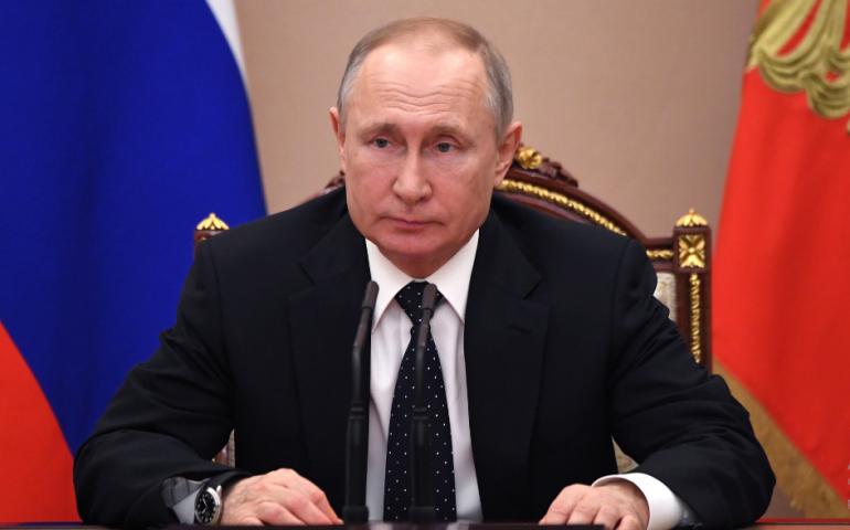 Путин сказал, как нужно вести деятельность в Арктике