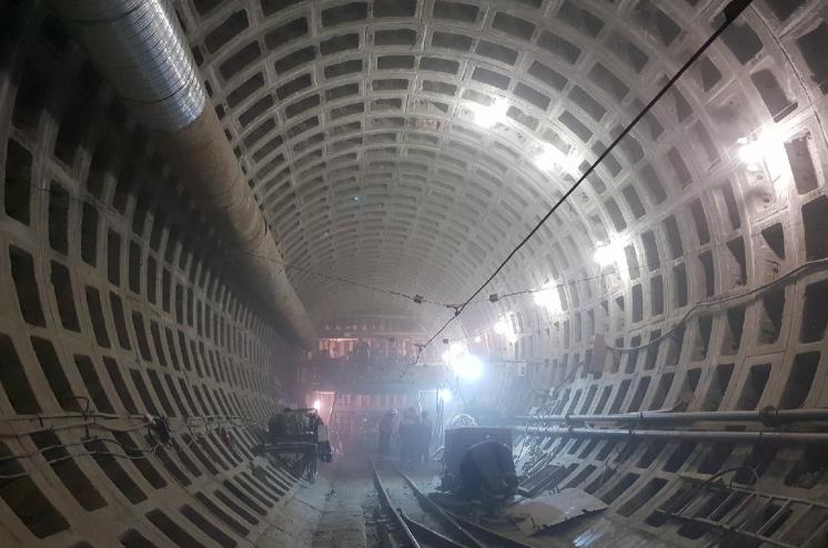 Денег нет, но Смольный вновь обещает петербуржцам железнодорожное кольцо