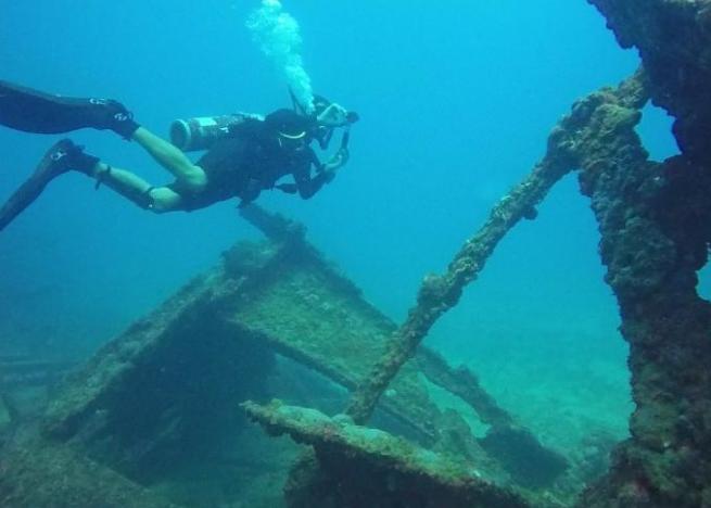На дне Балтийского моря археологи обнаружили «космический корабль»