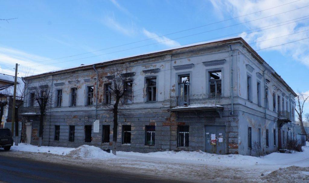 Петербуржцы предложили сделать в особняке Луковицкого музей Ладожской флотилии