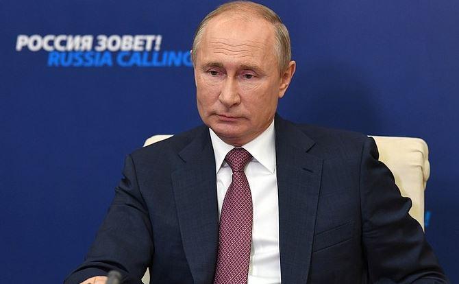 Президент России обсудил с канцлером Австрии поставку вакцины «Спутник V»