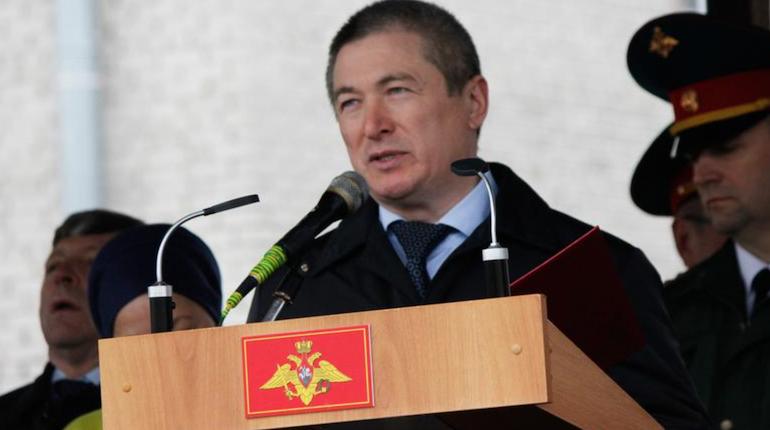 Временной главой администрации Выборгского района стал Ильдар Гилязов