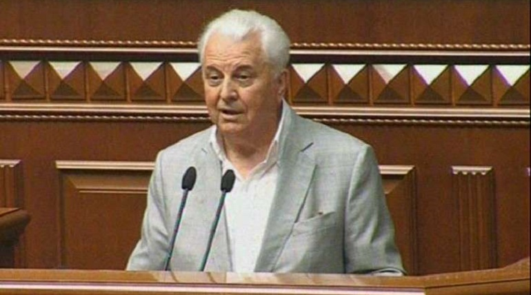 Кравчук перечислил главные условия реинтеграции Донбасса
