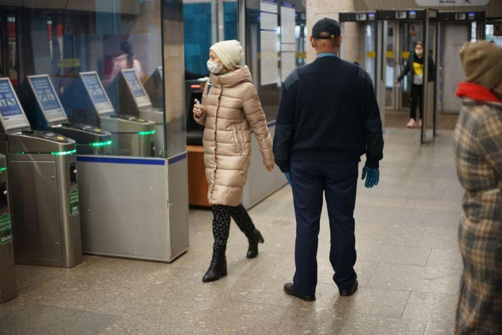 В метро Петербурга исправили оплату картами «Мир»