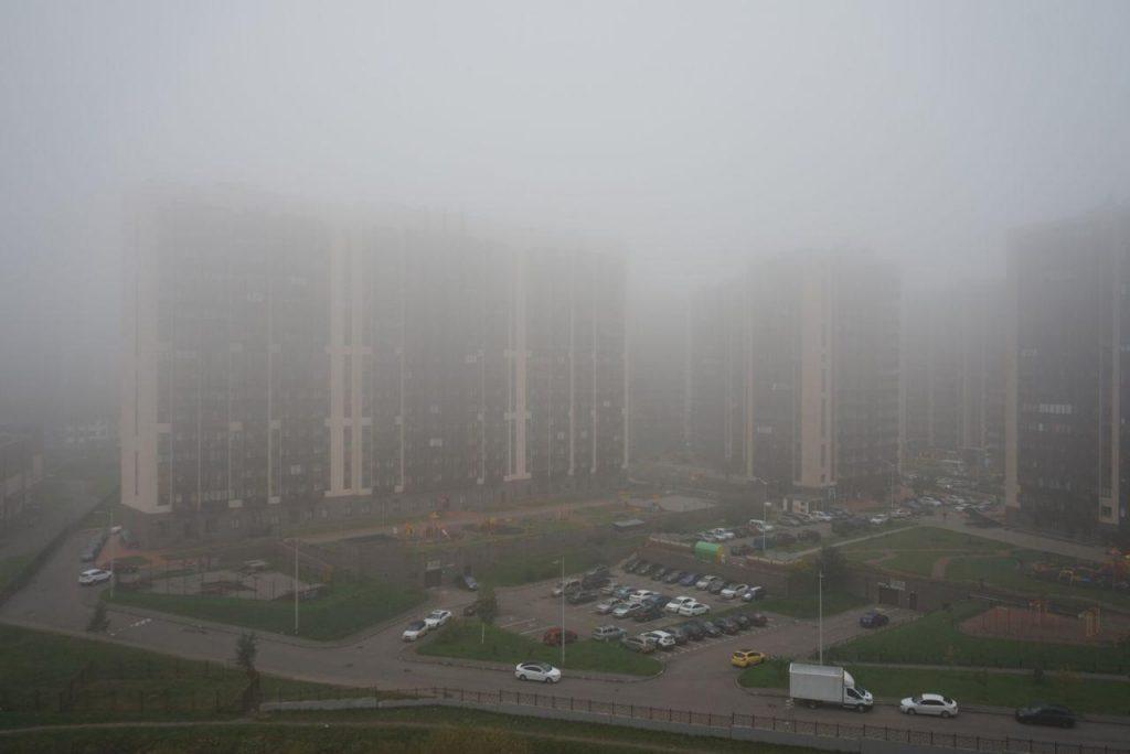 В Петербурге 12 ноября будет облачно