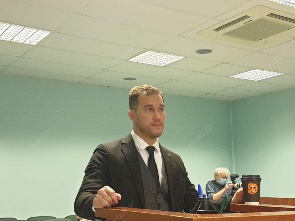 Актер в суде рассказал о «диверсии» со стороны Евгения Понасенкова