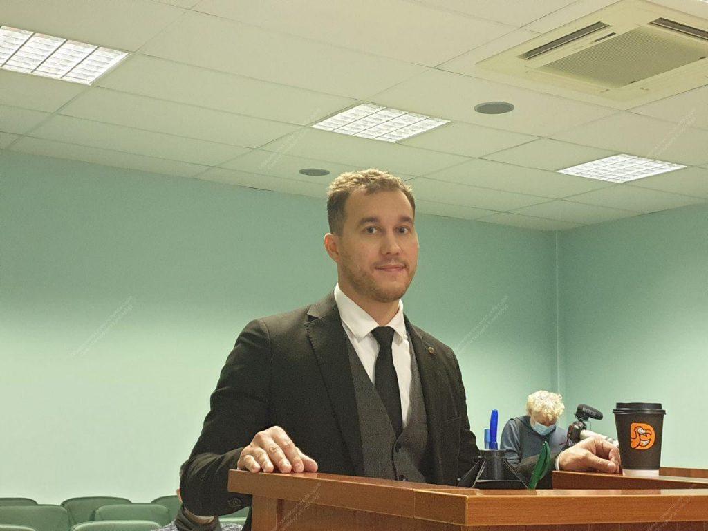 Свидетель по делу Соколова был осужден на два года за изнасилование