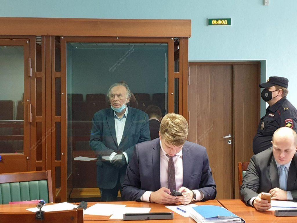 Защита просит для Соколова не больше 8 лет колонии