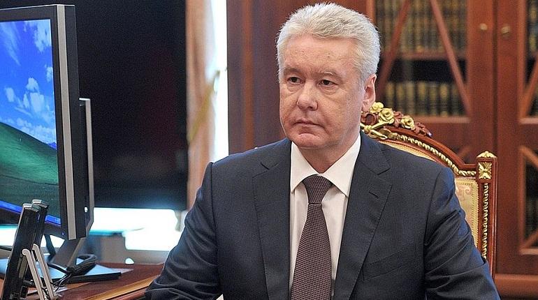 Собянин заявил о готовности Москвы к массовой вакцинации от коронавируса