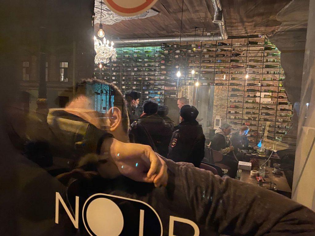 Карта сопротивления баров даст шанс рестораторам поквитаться с конкурентами руками ККИ