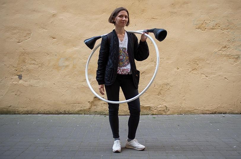 Как звучит Нева: петербурженка создала водофон для шумных набережных