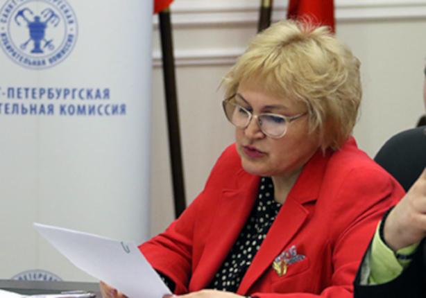 Алла Егорова назначена временной главой горизбиркома