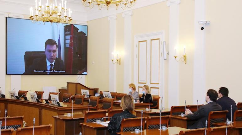 Правительство Петербурга подписано соглашение о достройке проблемных объектов ГК «Норманн»