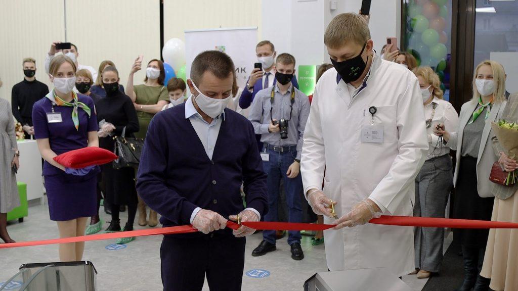 В Петербурге открылась новая многопрофильная клиника «Источник»
