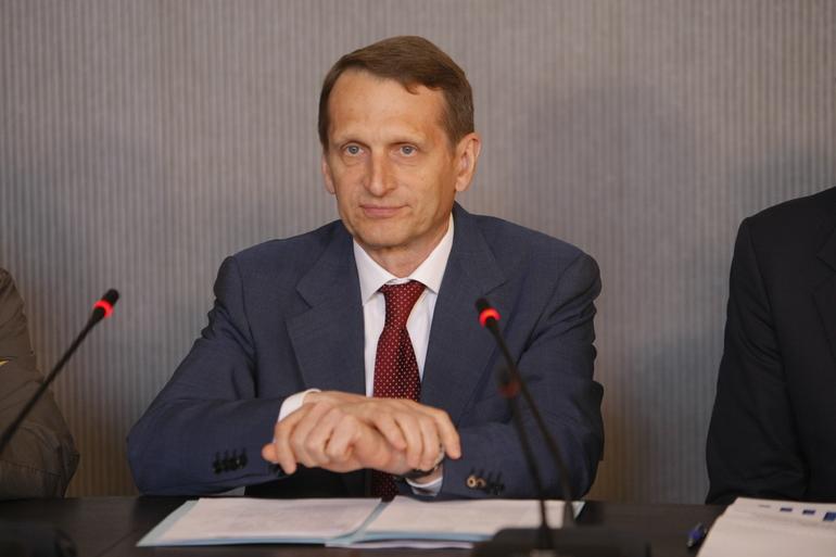 Глава СВР обвинил Запад в попытке срыва мира в Нагорном Карабахе