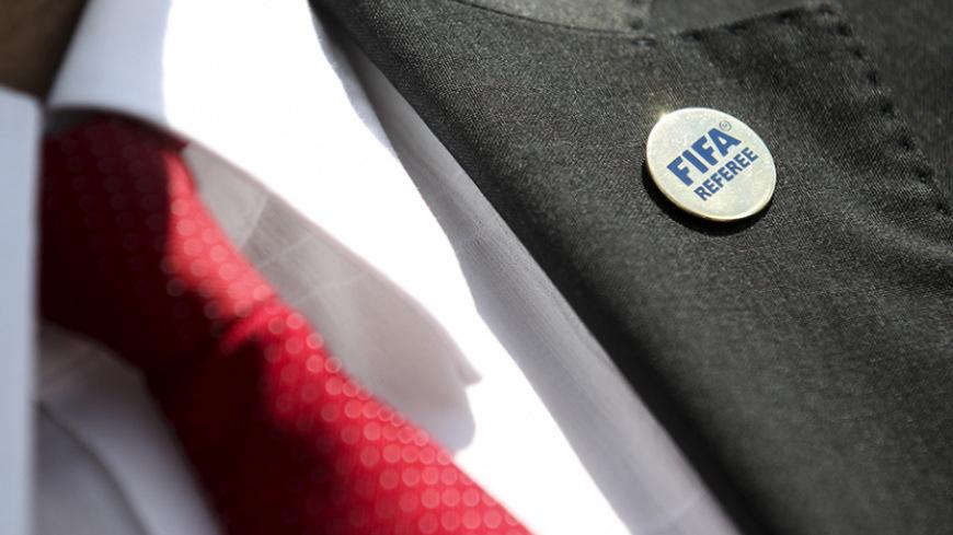 УЕФА сменила арбитров на матч между сборными Сербии и России в Лиге наций