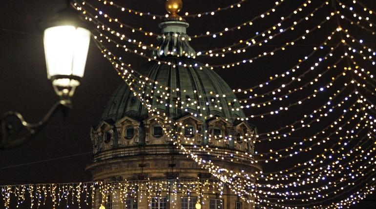 Москвичи и читинцы: кто «спасал» отели Петербурга на новогодних праздниках