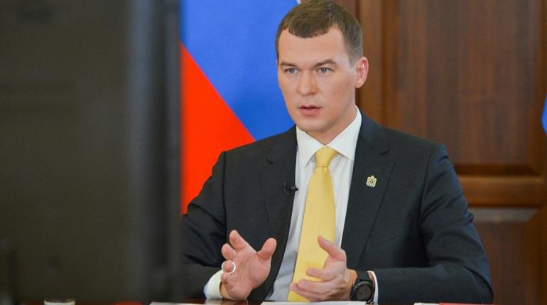 Семь телохранителей приставят к врио главы Хабаровского края