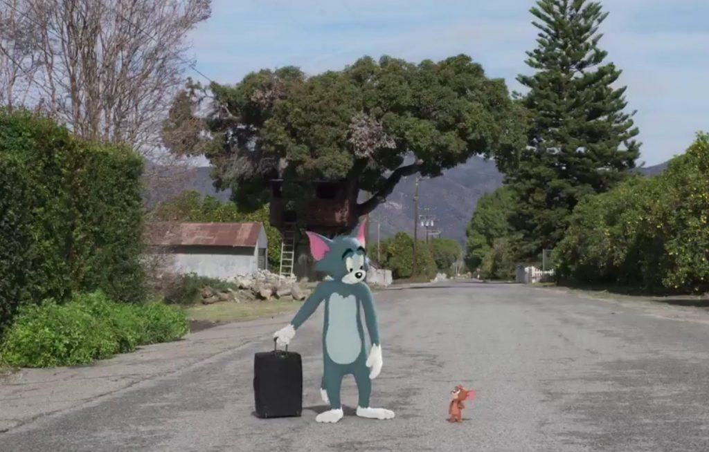 «Тома и Джерри» покажут на большом экране в 2021 году
