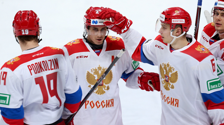 Сборная России по хоккею выиграла Кубок Карьяла