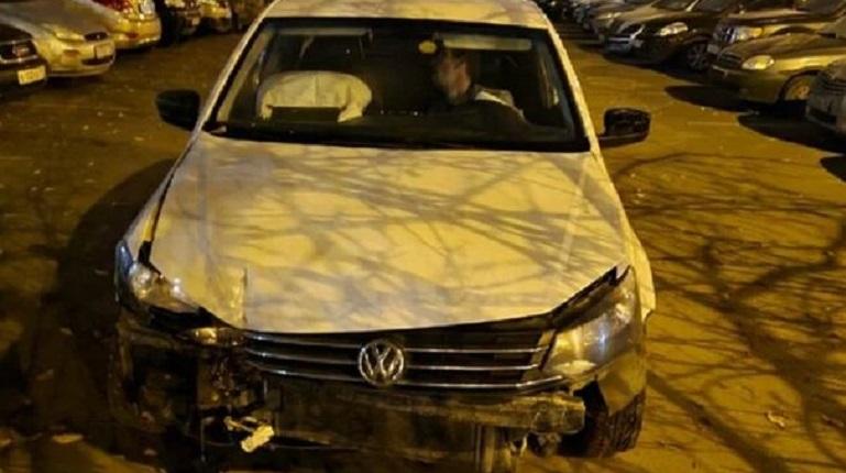 На Авангардной задержали угонщика такси