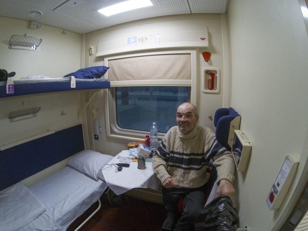 История бездомного из Петербурга со счастливым концом
