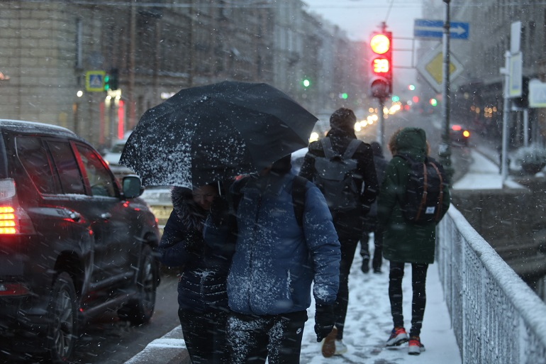 Аномальные холода ожидаются в России в ближайшие дни