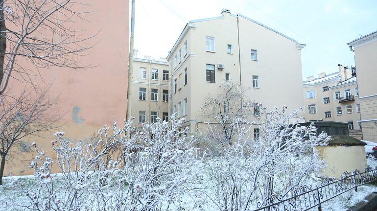 Петербургу прогнозируют долгую и холодную русскую зиму