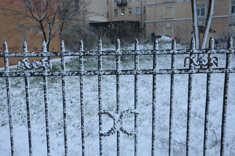 В четверг в Ленобласти пройдёт мокрый снег