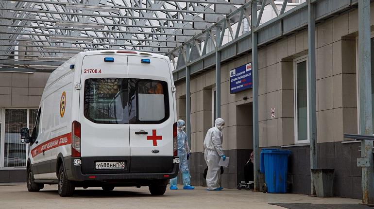 Еще 75 человек умерли от коронавируса в Петербурге