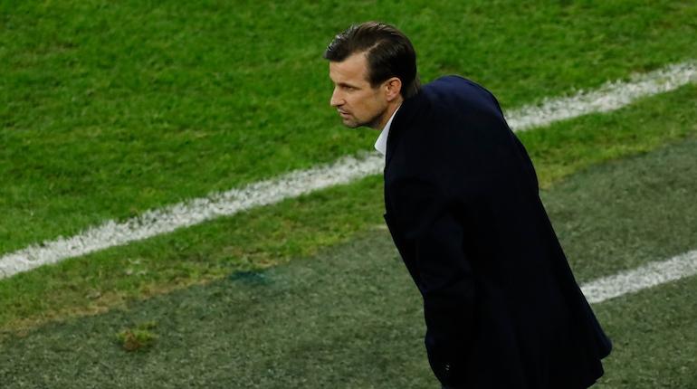 Тренер «Зенита» рассказал о состоянии полузащитника Малкома