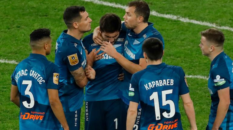 Эксперты верят в победу «Зенита» над «Арсеналом» 28 ноября