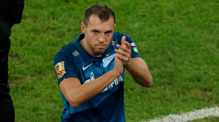 «Зенит» забил два мяча в игре со «Спартаком» — один в свои ворота