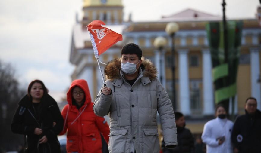Петербургские гиды получили первые заявки от китайских туристов на весну