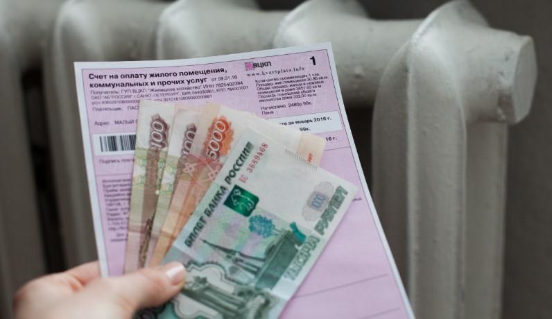 В Петербурге продлен порядок предоставления субсидий на ЖКУ