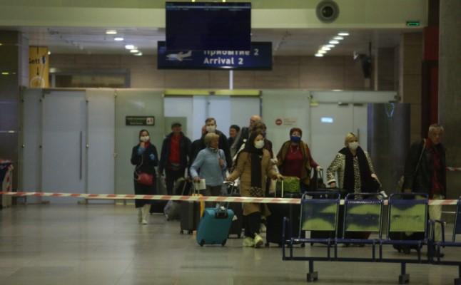 Из Пулково не могут вылететь самолёты в Ижевск и Калининград