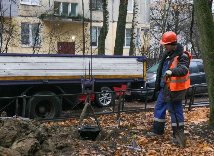 Жители одного из ЖК Приморского района сидят без света уже 8 часов