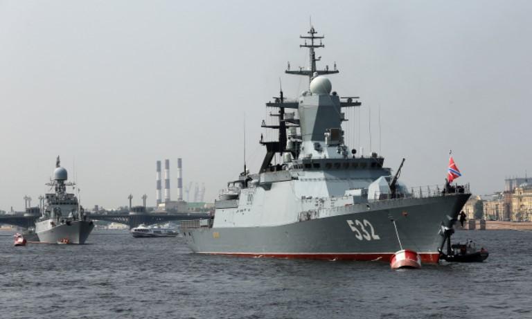 Россия хочет открыть новый военный объект в Красном море