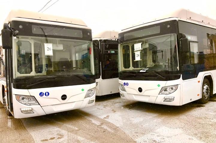 Автоперевозчик «Питеравто» столкнулся с проблемами на маршрутах Новокузнецка