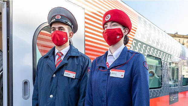 РЖД запустит туристические поезда из Петербурга в Великий Устюг