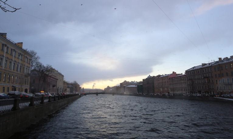 Среда в Петербурге обещает быть облачной и без осадков