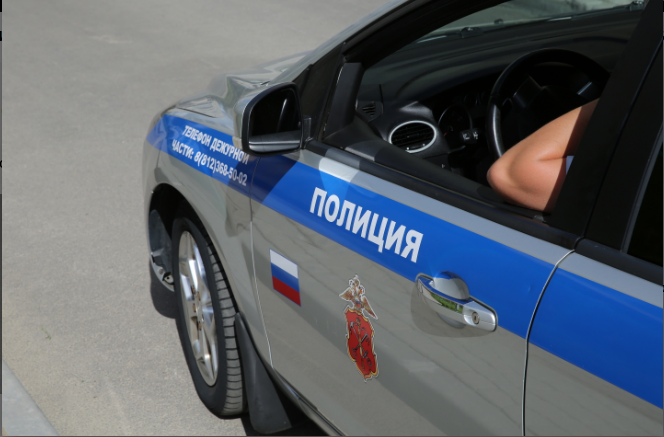 Полиция стреляла на КАД в пьяного водителя Toyota