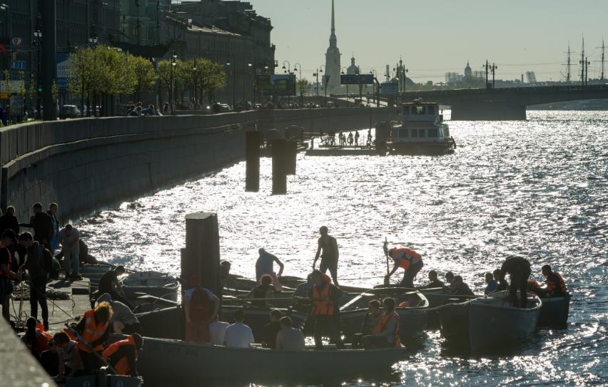 Петицию по благоустройству Воскресенской набережной подписали более тысячи петербуржцев