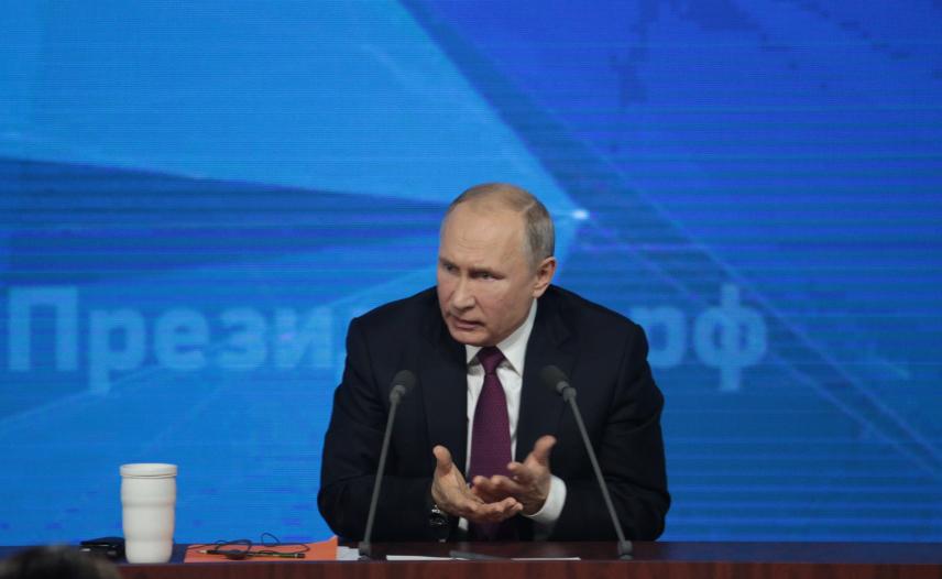 Путин рассказал о ядерной триаде и давлении на Россию