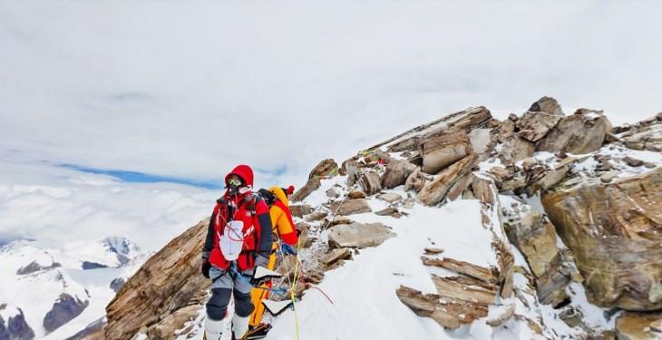 Учёные обнаружили частицы пластика на вершине Эвереста