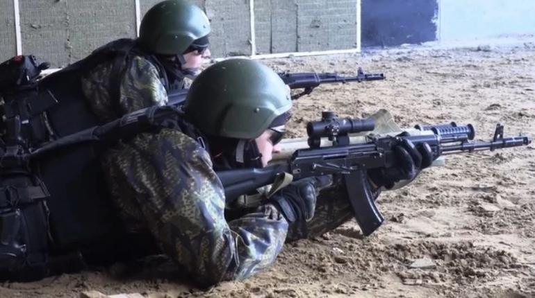В Ленобласти прошёл турнир полицейских по стрельбе