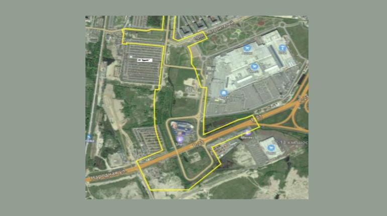 Специалисты спроектировали развязку с Мурманским шоссе в Кудрово
